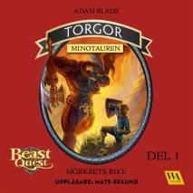 Omslagsbild för Torgor - minotauren