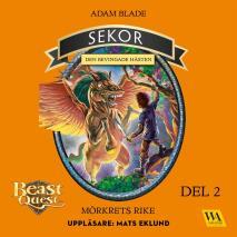 Omslagsbild för Sekor - den bevingade hästen