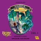 Cover for Narga - havsmonstret