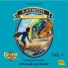 Omslagsbild för Kaymon - den blodtörstiga hunden