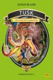 Omslagsbild för Tusk - den mäktiga mammuten