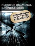 Omslagsbild för Riksdagsman avsatt efter bidragsfusk