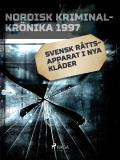 Omslagsbild för Svensk rättsapparat i nya kläder