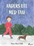 Omslagsbild för Anders ute med Taxi