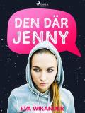 Cover for Den där Jenny