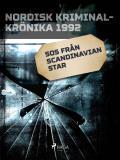 Omslagsbild för SOS från Scandinavian Star