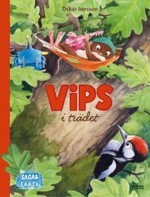 Cover for Vips i trädet