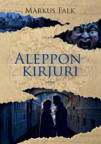 Cover for Aleppon kirjuri
