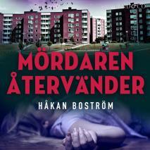 Cover for Mördaren återvänder