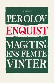 Cover for Magnetisörens femte vinter