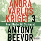 Cover for Andra världskriget, del 3. Pearl Harbor till Stalingrad