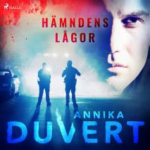 Cover for Hämndens lågor