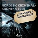 Omslagsbild för Likfyndet i Magleskov