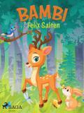 Bokomslag för Bambi