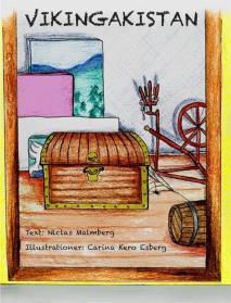 Cover for Vikingakistan