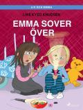 Omslagsbild för Liv och Emma: Emma sover över