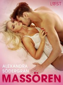 Omslagsbild för Massören - erotisk novell