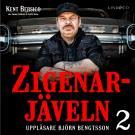 Cover for Zigenarjäveln. Del 2: 1986-2018