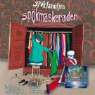 Cover for Spökfamiljen : Spökmaskeraden