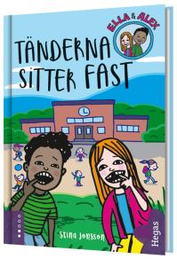 Cover for Tänderna sitter fast