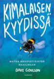 Omslagsbild för Kimalaisen kyydissä: Matka mesipistiäisten maailmaan