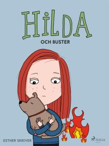 Cover for Hilda och Buster