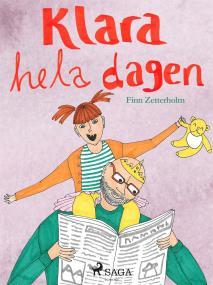 Cover for Klara hela dagen