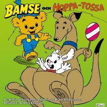 Cover for Bamse och Hoppa-Tossa