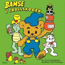 Cover for Bamse i Trollskogen