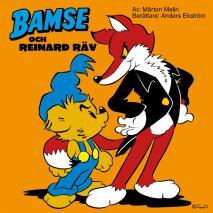 Cover for Bamse och Reinard Räv