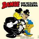 Cover for Bamse och de elaka poliserna