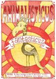 Omslagsbild för Animalisticus fantasticus : 600 häpnadsväckande men sanna fakta om djur