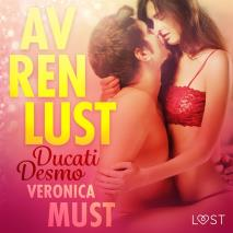 Cover for Av ren lust: Ducati Desmo