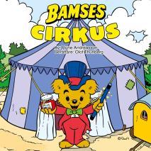 Omslagsbild för Bamses cirkus
