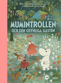 Cover for Mumintrollen och den osynliga gästen