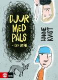 Cover for Djur med päls och utan