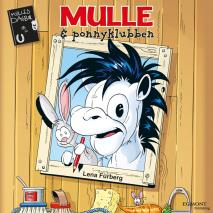 Cover for Mulle och ponnyklubben