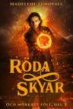 Cover for Röda skyar