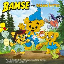 Cover for Bamse och Häxans dotter