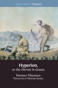 Cover for Hyperion, or the Hermit in Greece