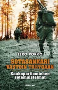 Cover for Sotasankari vastoin tahtoaan