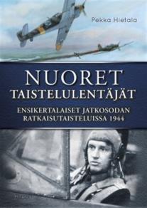 Cover for Nuoret taistelulentäjät