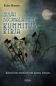 Cover for Suuri suomalainen kummituskirja