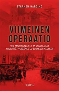 Cover for Viimeinen operaatio