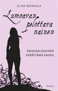 Cover for Lumoavan pelottava nainen
