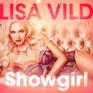 Cover for Showgirl - eroottinen novelli