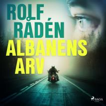Cover for Albanens arv