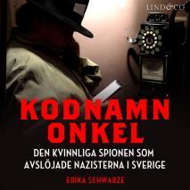 Cover for Kodnamn Onkel