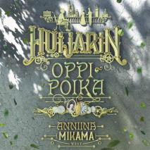 Cover for Huijarin oppipoika