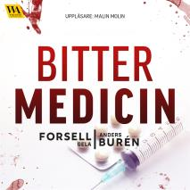 Cover for Bitter medicin